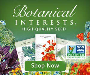 Botanical Interests High-Quality Seed
