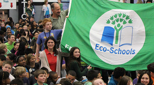 Alder Ave MS Eco School