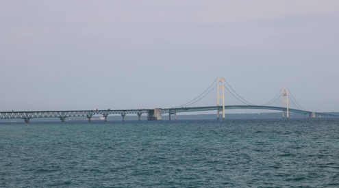 Mackinac Bridge, Drew Youngedyke
