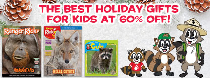 The best holiday gifts for kids at 60% off!