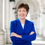 U.S. Senator Susan Collins of Maine