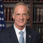 U.S. Senator Tom Carper of Delaware