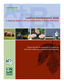 campus report card ecoleaders national wildlife federation