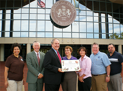 George Mason District Certification