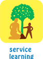 Eco Schools Service Learning Icon