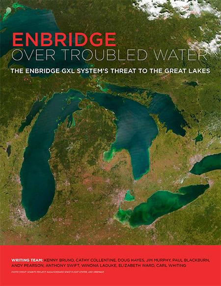 Report: Enbridge Over Troubled Water