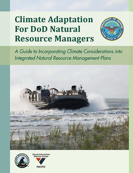 Climate Adaptation for DoD Natural Resource Managers