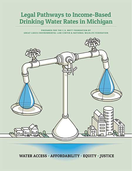 Legal Pathways to Income-Based Drinking Water Rates in Michigan