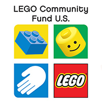 Lego Community Fund U.S. logo