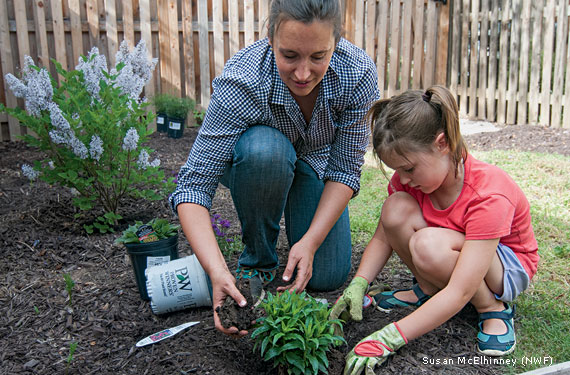 9 tips for gardening with kids