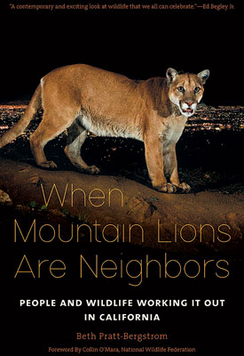 Mountain Lion Book Cover