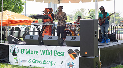 Baltimore Wildlife Week concert