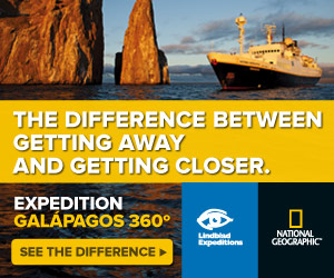 Explore the Galapagos today!