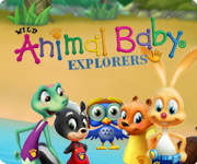 Tune in to Wild Animal Baby Explorers!