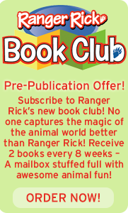 Join the Ranger Rick Book Club!