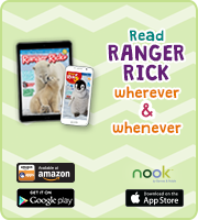 Digitally Subscribe to Ranger Rick